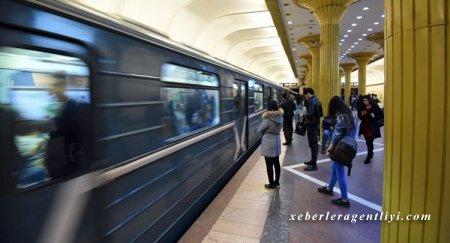 Bakı metrosu karantindən sonra... - Az öncə açıqlandı...