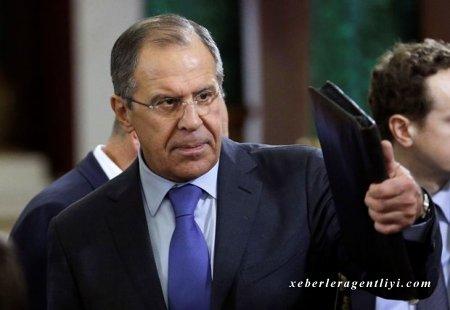 Sergey Lavrov Azərbaycan Prezidenti ilə görüşün nəticələrindən danışıb