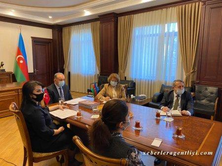 Azərbaycan Texniki Universiteti ilə OSTİM Texniki Universiteti  arasında əməkdaşlıq  müqaviləsi  imzalanıb