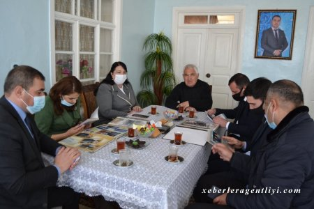 11 fevral 2021-ci il tarixdə YAP İsmayıllı rayon təşkilatı şəhid ailələri ilə görüşlərini davam etdirmişdir